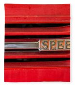 Reo Speedwagon Grill Fleece Blanket