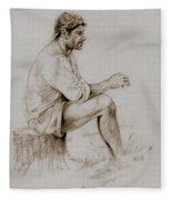 Repose Fleece Blanket