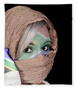 Republic Of South Africa Fleece Blanket