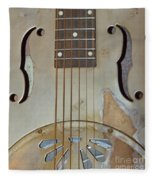 Resonator Detail Fleece Blanket