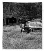 Retired Fleece Blanket