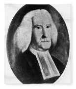 Reverend William Smith Fleece Blanket