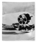 Revolver, 1912 Fleece Blanket