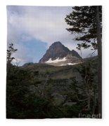 Reynolds Mountain Fleece Blanket
