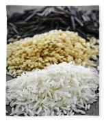 Rice Fleece Blanket