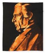 Richard Wagner Fleece Blanket