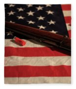 Right To Bear Arms Fleece Blanket