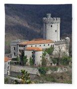 Rihemberk Castle Fleece Blanket