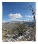 Rincon Valley Fleece Blanket