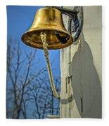 Ring My Bell Fleece Blanket