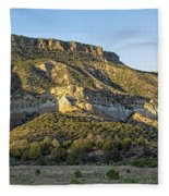 Rio Chama Valley Fleece Blanket