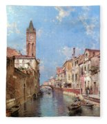 Rio St Barnaba Venice Fleece Blanket