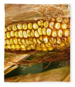 Ripe Corn Fleece Blanket