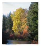 River Bend Fleece Blanket