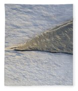 River Ice Star Fleece Blanket