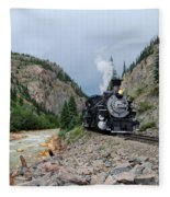 River Run Fleece Blanket
