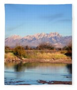 River View Mesilla Fleece Blanket