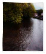 River Wye Fleece Blanket