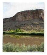 River's Rough Bluff Fleece Blanket