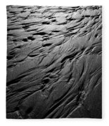 Rivulets Fleece Blanket