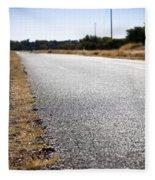 Road Edge Fleece Blanket