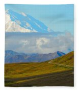 Road To The High One Fleece Blanket