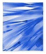Roadhouse Blues Fleece Blanket