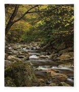 Roaring Branch Brook Fleece Blanket
