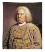Robert Dinwiddie (1693-1770) Fleece Blanket