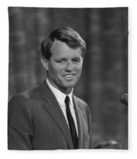 Bobby Kennedy Fleece Blanket