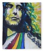 Robert Plant.. Led Zeppelin Fleece Blanket