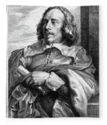 Robert Van Voerst (1597-1635/36) Fleece Blanket
