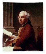 Robert Wood (c1717-1771) Fleece Blanket