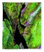 Rock Art 20 Fleece Blanket