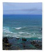 Indian Beach Fleece Blanket