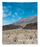 Rock Piles Fleece Blanket