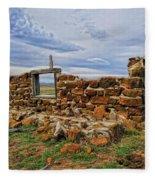 Rock Hills Prairie  Fleece Blanket