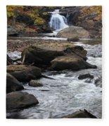 Rockaway River Fleece Blanket