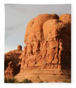 Rockformation Arches Park Fleece Blanket