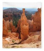 Rockformation  Bryce Canyon Fleece Blanket