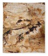 Rockscape 3 Fleece Blanket