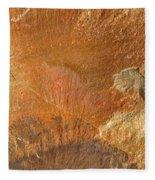 Rockscape 6 Fleece Blanket