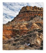 Rocky Ridge Fleece Blanket