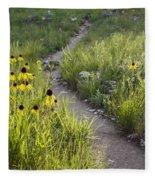 Rocky Top Trail Fleece Blanket