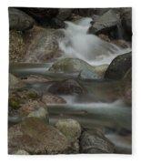 Rocky Waters Fleece Blanket