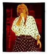 Rod Stewart E16 - 1991 Fleece Blanket