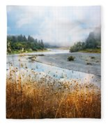 Rogue River Fleece Blanket