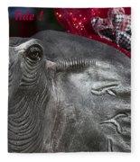 Roll Tide  Fleece Blanket