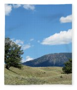 Rolling Hills Fleece Blanket