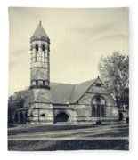 Rollins Chapel Dartmouth College Hanover New Hampshire Fleece Blanket